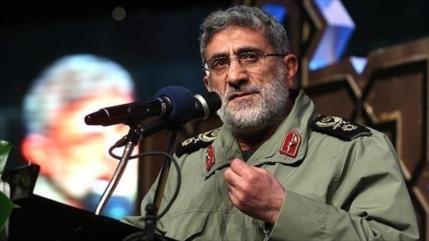 """""""EEUU probó su terrorismo al amenazar al sucesor de Soleimani"""""""