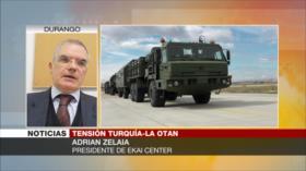 Zelaia: Turquía puede separarse de la OTAN por misiles S-400 rusos