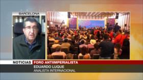 Luque: Ya se ven repercusiones mundiales de asesinato de Soleimani