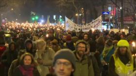 Venezuela contra imperialismo. S-400 rusos. Protesta en Francia