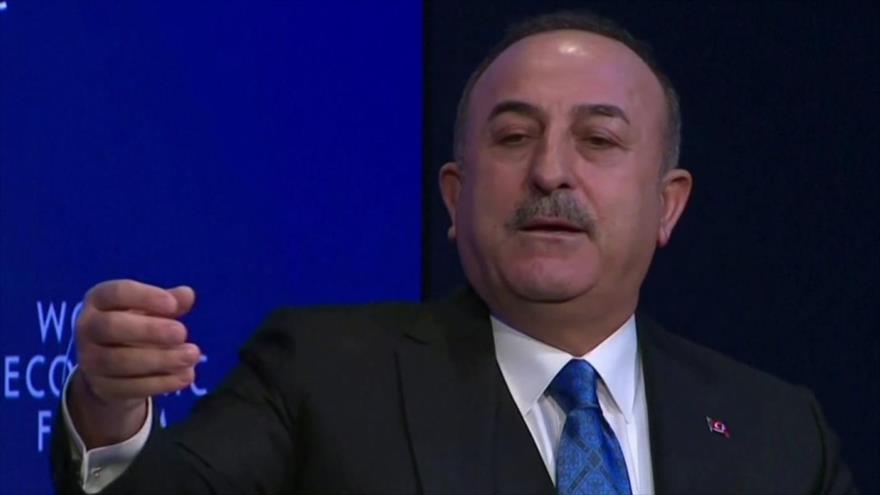 Discurso de Maduro. Tensión Turquía-OTAN. Protesta en Francia