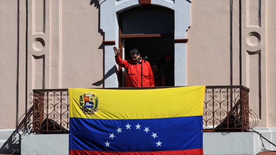 Maduro: Justicia debe investigar a Guaidó por pedir intervención