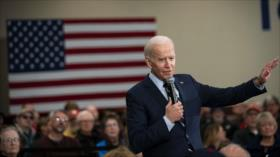 Biden promete volver al pacto nuclear con Irán si gana elecciones