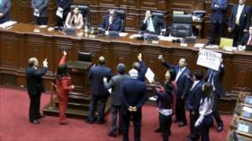 En Perú, partidos se enfrentan a JNE por retiro de valla electoral