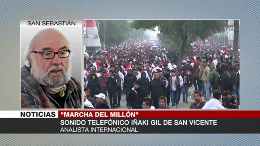 'Iraquíes ya no aceptan ocupación imperialista de su país'