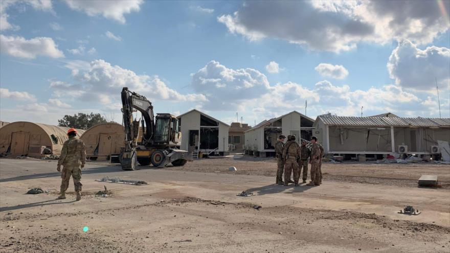 """""""Irak recurrirá a fuerza militar si EEUU no saca a sus tropas"""""""