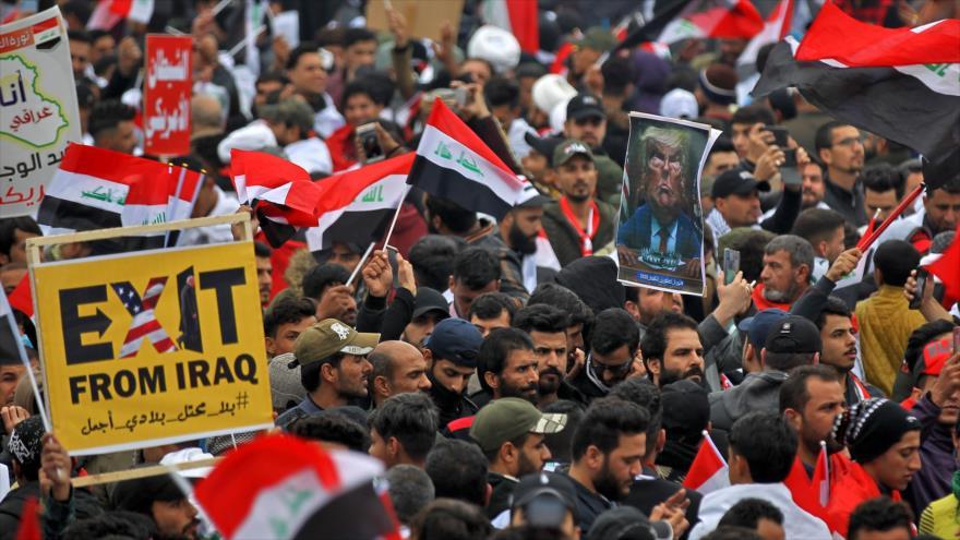 Cronología: ¿Cómo Irak decidió expulsar a EEUU de su territorio? | HISPANTV