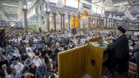 Ayatolá Sistani llama a los iraquíes a estar atentos ante amenazas