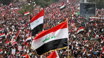 Líder iraquí a Trump: Saldrán de Irak aún en contra de su voluntad