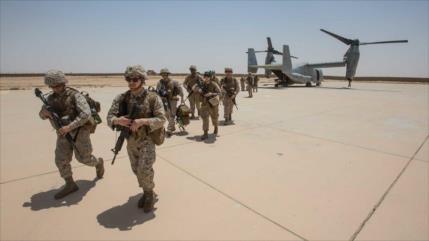 """EEUU plantea un """"estado sunita"""" en Irak para reforzar su presencia"""
