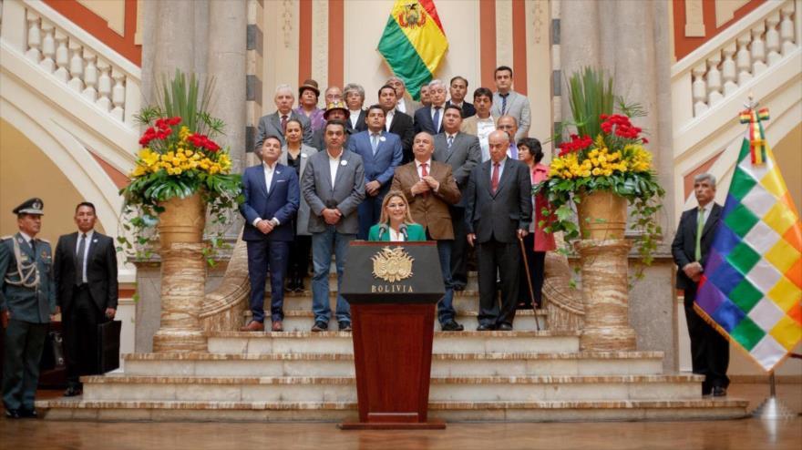 Bolivia corta las relaciones diplomáticas con Cuba