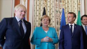 'Europa evitará activación de sanciones y tolerará pasos de Irán'