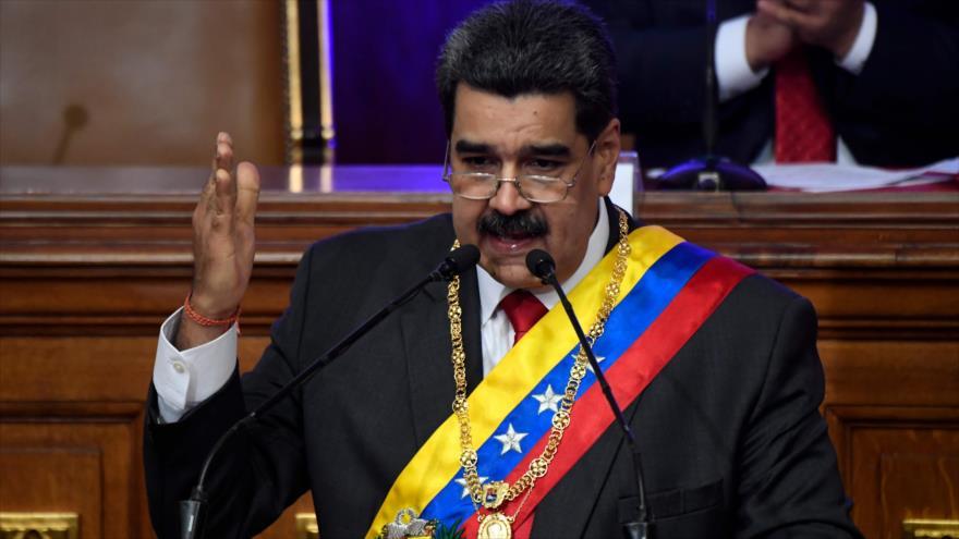 Maduro celebra primer año de fracaso de aventura golpista de Guaidó