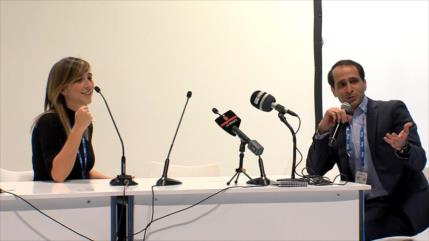 "Periodista española: ""Nos hemos sentido muy seguros en Irán"""
