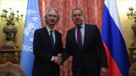 Lavrov: Siria recupera parte de su frontera con Turquía e Irak