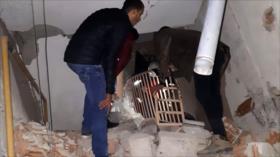 Vídeo: Sismo de 6,9 grados deja al menos 14 muertos en Turquía