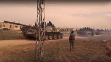 Ejército sirio llega a las puertas de una ciudad clave en Idlib