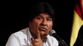 Morales condena que golpista Áñez corte lazos de Bolivia con Cuba