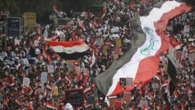 Al-Sadr celebra que marchas masivas enfadaron a enemigos de Irak