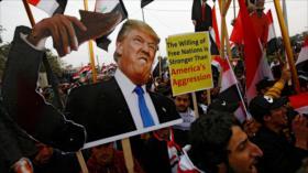 Gigantes mediáticos te venden historia falsa sobre marcha en Irak