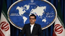 Teherán repudia trato ilegal de EEUU con los pasajeros iraníes