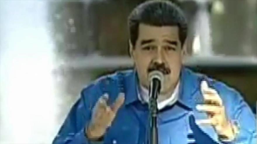 Iraquíes contra EEUU. Discurso de Maduro. No al imperialismo