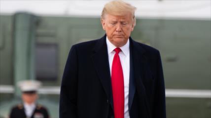 Sondeo: Impeachment perjudicará la reelección de Trump