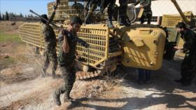 Siria seguirá luchando para liberar Idlib y Alepo de terroristas