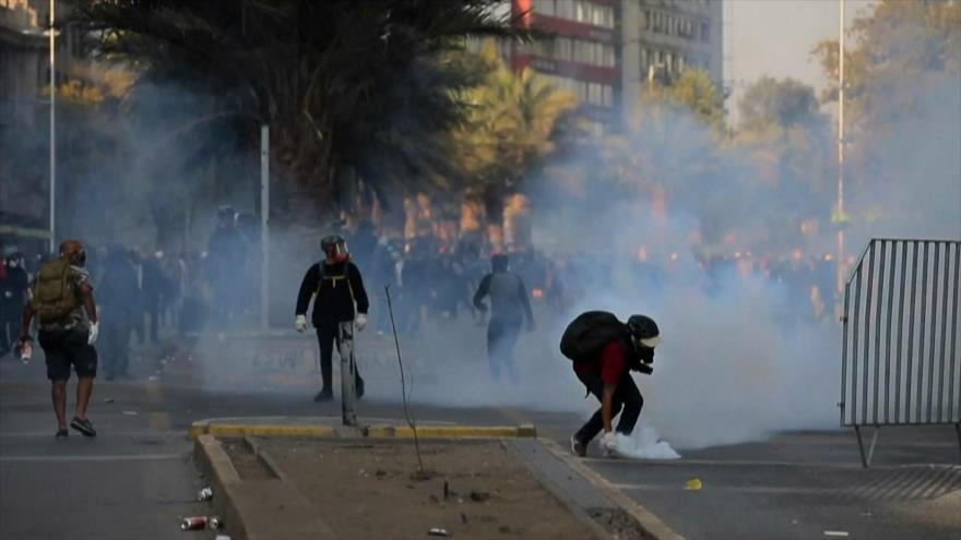 La revuelta social en Chile no parece tener fin