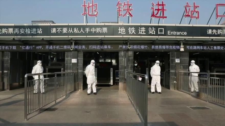 Alarma global: Coronavirus deja atrapados a 57 millones en China