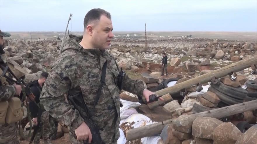 Ejército sirio gana más terreno ante terroristas en Idlib