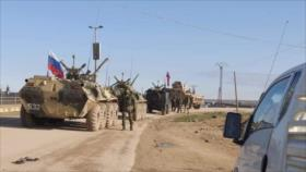 Reportan choques entre tropas de Rusia y de EEUU en Siria