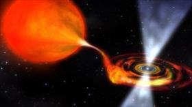"""Divisan una estrella """"vampiro"""" a 3000 años luz de la Tierra"""