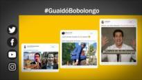Etiquetaje: Guaidó, bobolongo, así tilda Maduro al líder golpista