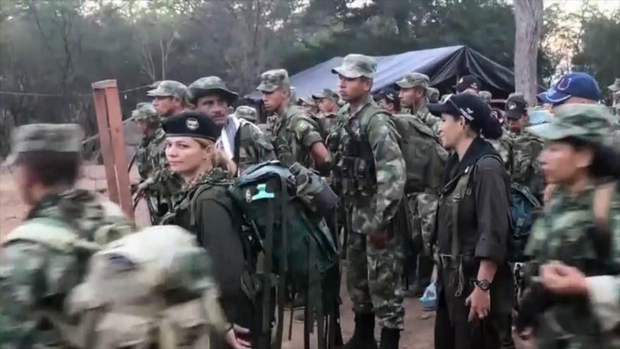 Colombia, en alarma ante el regreso de los grupos armados