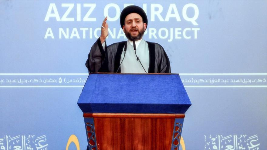 Al-Hakim: Presencia ilegal de EEUU en Irak debe terminar | HISPANTV