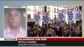 Hadwa: Bloqueos a Venezuela e Irán buscan expoliar sus recursos