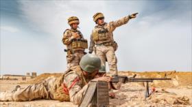 Prohíben a militares iraquíes recibir entrenamiento de españoles