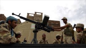Ansarolá avanza en Saná; tropas pro-Hadi reclaman retirada táctica