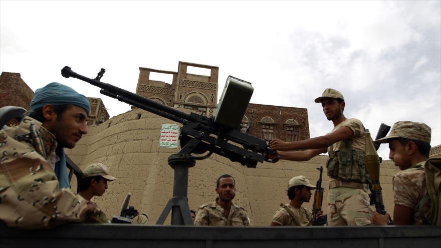 Ansarolá avanza en Saná; tropas pro-Hadi reclaman retirada táctica | HISPANTV