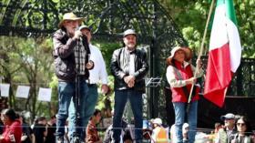 Críticas a Trump. Protestas en México. Coronavirus en China
