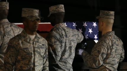 Pentágono: muere un soldado estadounidense en Siria