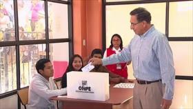 Avances de Ejército sirio. Elecciones en Perú. Pablo Iglesias