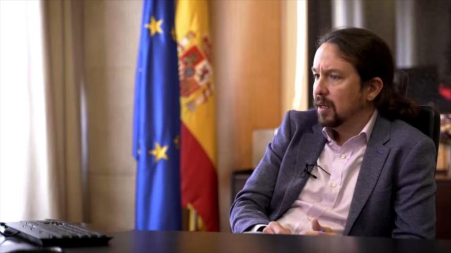 Iglesias: Los independentistas, mejor negociando que en la cárcel