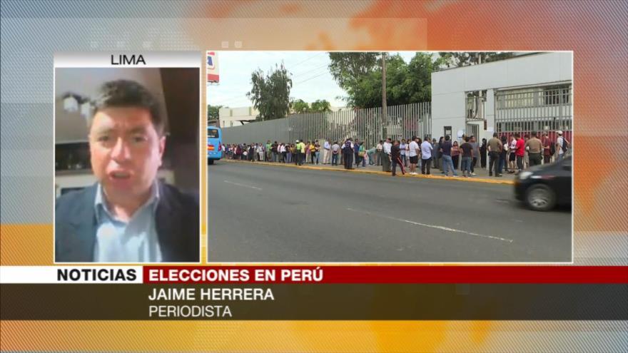 Herrera: Elecciones legislativas, triunfo político de Vizcarra