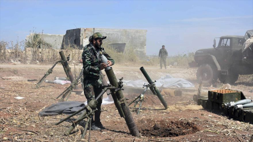 Ejército sirio inflige nueva derrota a los terroristas en Idlib