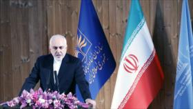 """Canciller iraní denuncia el """"terrorismo cultural"""" de EEUU"""