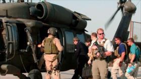 Empresas de seguridad de EEUU; tumores cancerígenos para Irak