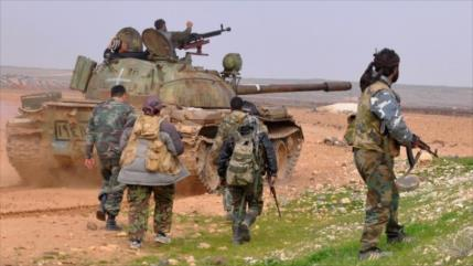 Siria: Pese a sanciones de EEUU expulsaremos a terroristas de Idlib