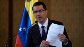 """Venezuela denuncia políticas """"coercitivas"""" de EEUU contra su pueblo"""